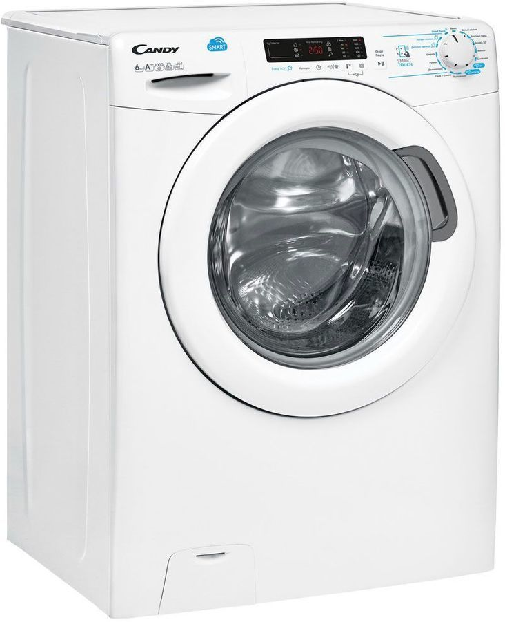 Узкая стиральная машина Candy Smart CSS34 1062D1-07 фото