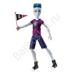 Кукла Monster High Слоу Мо (Slo Mo) - Группа поддержки Ужаса