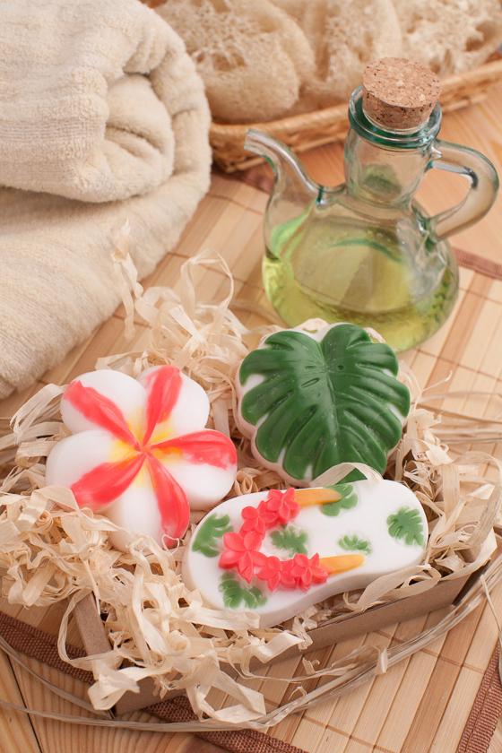 Мыло своими руками. Форма Вьетнамка