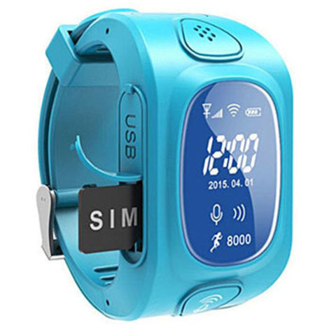 Часы Smart Baby Watch GPS GW300S (Wi-Fi) водонепроницаемые