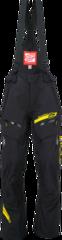 Vibe Shell Bib / Черно-желтый
