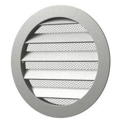 Антивандальная алюминиевая наружная решетка Эра 12,5 РКМ