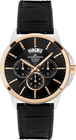 Купить Наручные часы Jacques Lemans 1-1542C по доступной цене