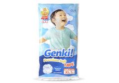 Пробник подгузников GENKI (12-17кг) XL, шт