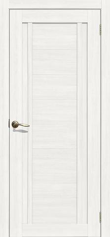 Дверь Двероникс 04, цвет ясень снежный, глухая