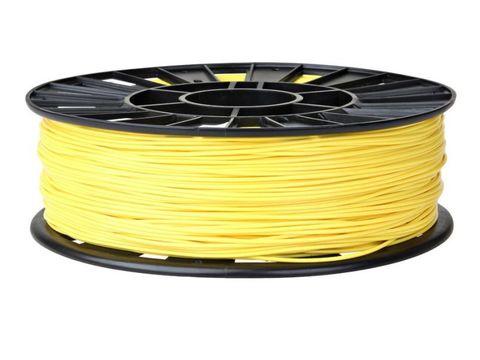 Пластик ABS REC 1.75 мм 750 г., желтый