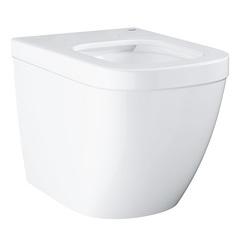 Чаша унитаза напольная безободковая под скрытый бачок Grohe Euro Ceramic 3933900H фото