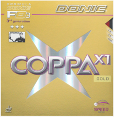 DONIC Coppa X1 Gold