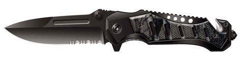 Нож складной Stinger SA-582GY