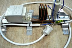 Комплект освещения в сборе ДНаТ 150 Вт (с конденсатором)