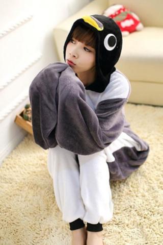 Серый Пингвин