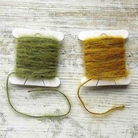 Akula Пряжа Woolly Yarn