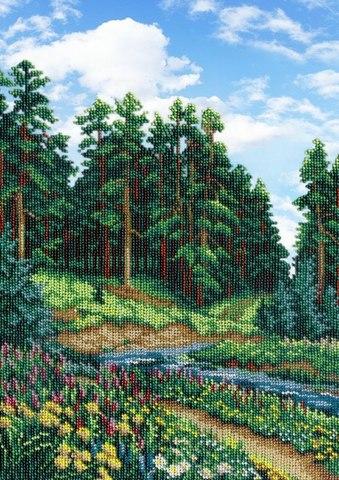 Лес, пейзаж