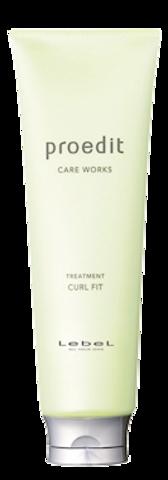Маска для волос линии PROEDIT HAIR TREATMENT CURL FIT, 250 мл.