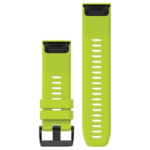 Сменный ремешок Garmin QuickFit 26 мм желтый