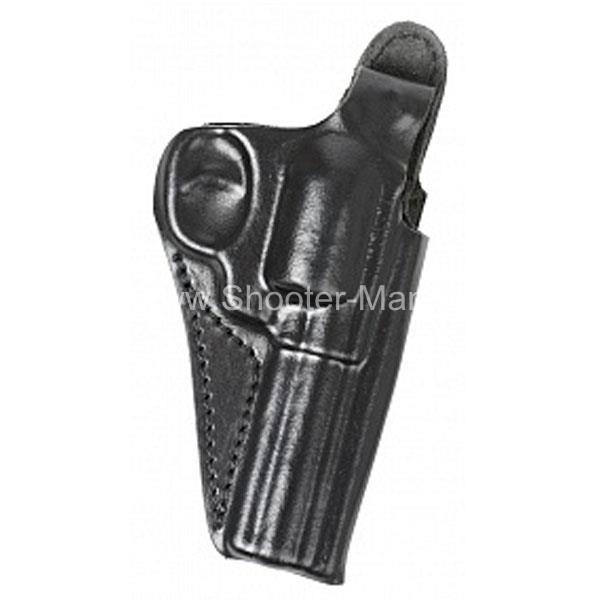 Кобура кожаная для револьвера Гроза Р-04 ( модель № 8 ) Стич Профи