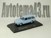 1:43 Wartburg 353 Kombi 1972