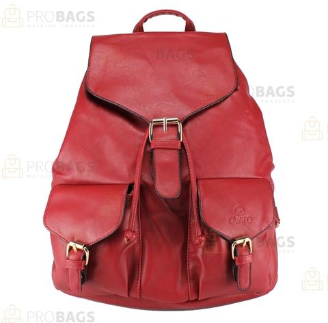Рюкзак женский PYATO 1982 Красный