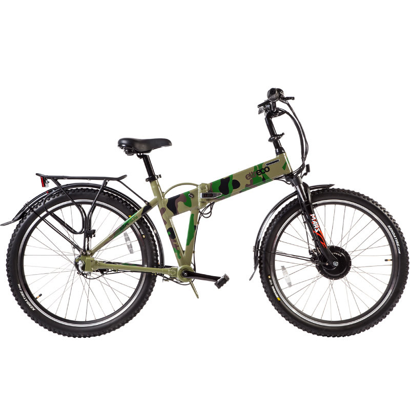 Велогибрид Eltreco PATROL КАРДАН 26 NEXUS 7 - Велогибриды, артикул: 780630