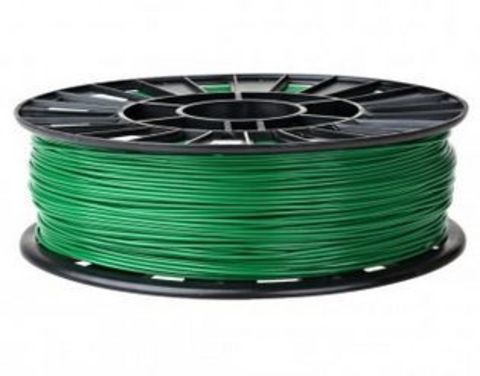 Пластик ABS REC 1.75 мм 750 г., зеленый