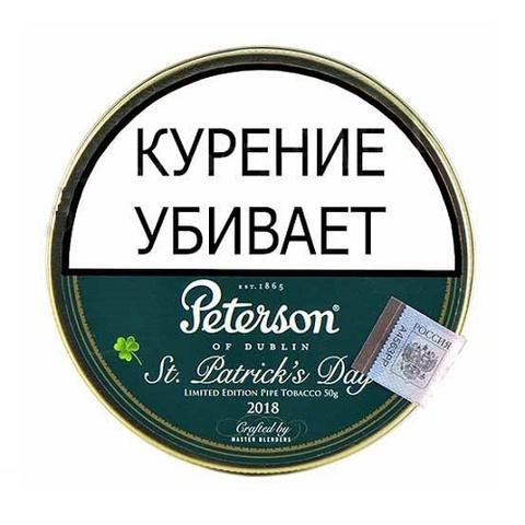 Табак Peterson St. Patrick`s Day - 2018 (50 гр)