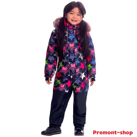 Зимний комбинезон Premont Звезды Ориона WP91173 BLUE