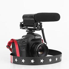 Накамерный микрофон для Canon и Nikon