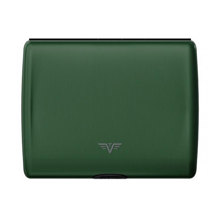 Кошелек-органайзер c защитой Tru Virtu RAY, цвет зеленый , 130*102*23 мм