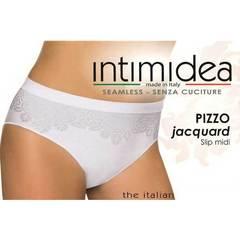 Женские трусы Slip Midi Pizzo Jacquard Intimidea