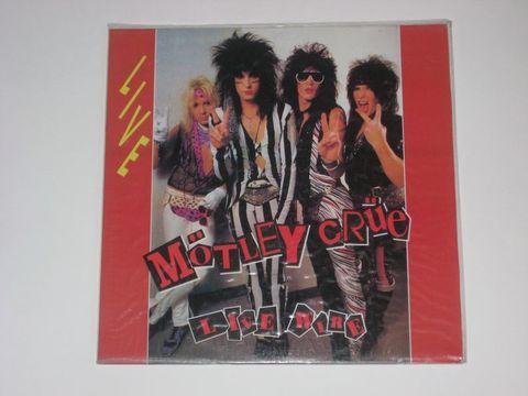Motley Crue / Live Wire (LP)