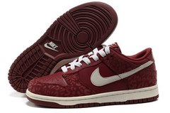 Nike Dunk Low Cherry White