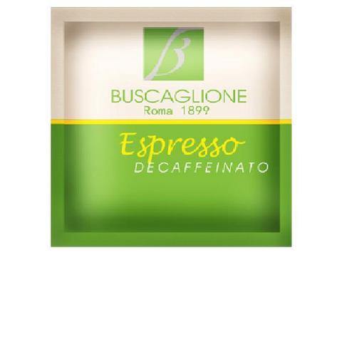 Кофе в чалдах Buscaglione Decaf (Бускальоне Декафинато)