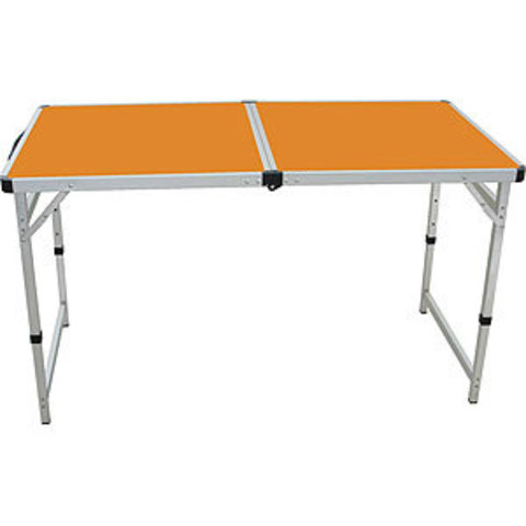 Стол походный Camping World Funny Table Orange