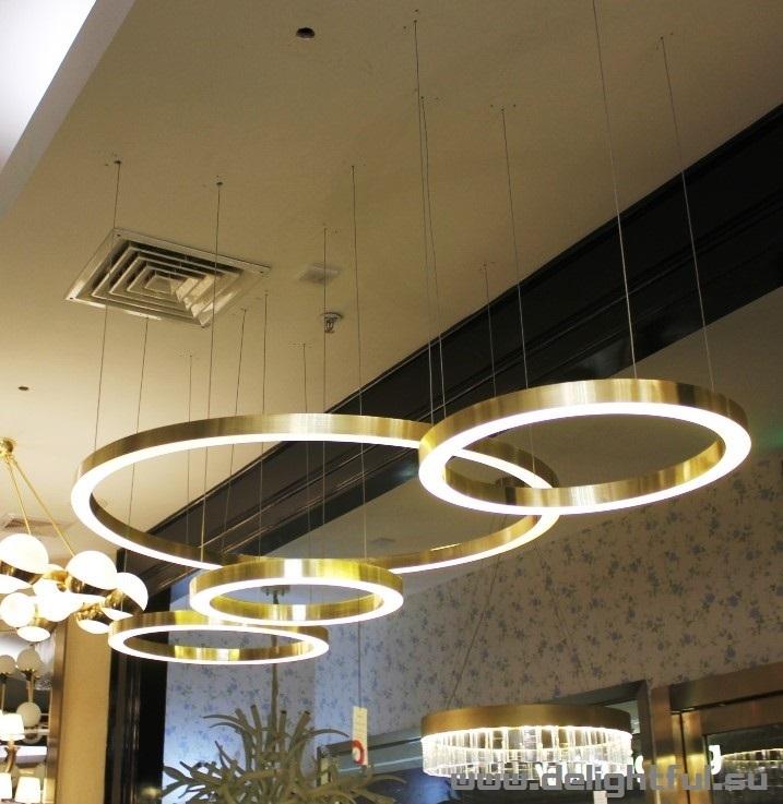 Replica Henge Light Rings Horizontal 4 Rings Buy In