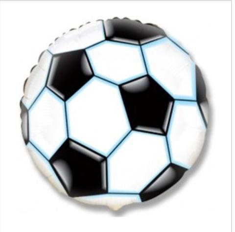 Фольгированный шар «Футбольный мяч» #148846