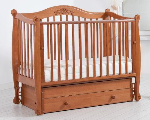Детская кроватка Гандылян Моника маятник универсальный