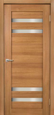 > Экошпон Дера Мастер 636, стекло белое, цвет карамель, остекленная
