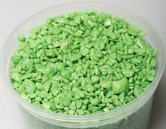 2137-салатовый Грунт мелкий 400 гр.