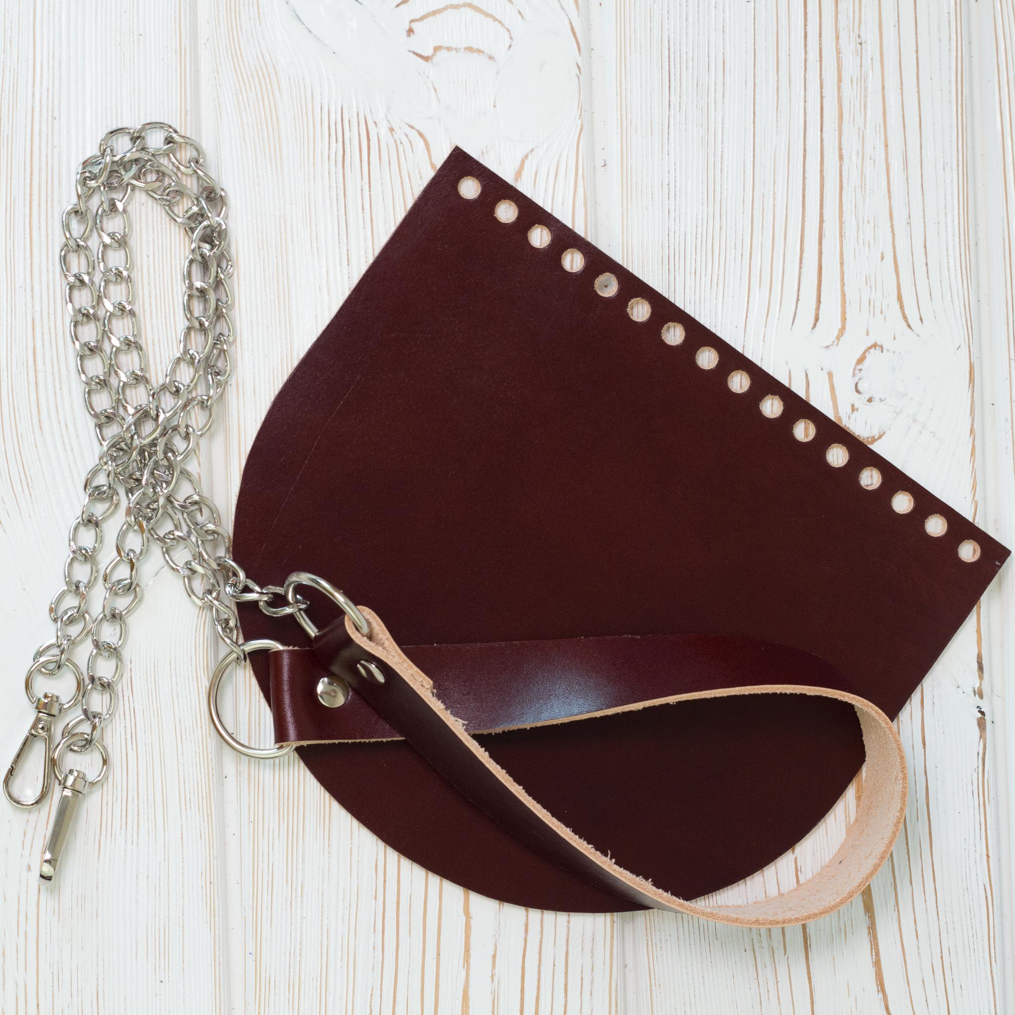 """Каталог Комплект для сумки """"Вишня лак"""" IMG_9613.jpg"""