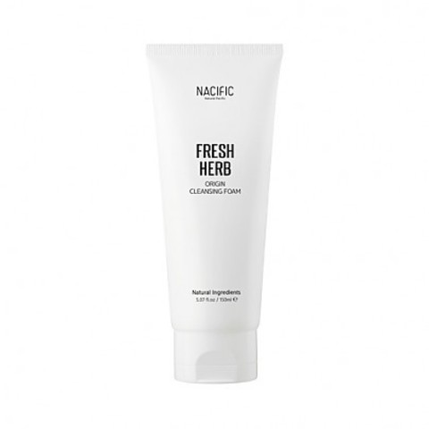Очищающая пенка NACIFIC Fresh Herb Origin Cleansing Foam 150ml