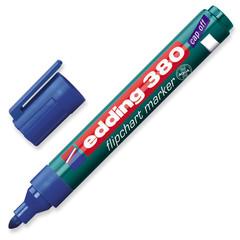 Маркер по бума (для флипчартов) EDDING E-380/3 синий