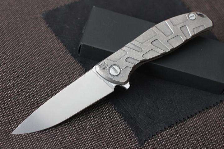 Нож Широгоров Флиппер 95 ELMAX
