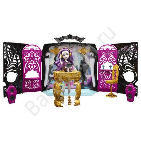 Игровой набор Monster High Спектра Вондергейст (Spectra Vondergeist) с диджейской установкой - 13 желаний