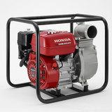 Мотопомпа бензиновая Honda WB 30 (WB30XT3DRX) - фотография