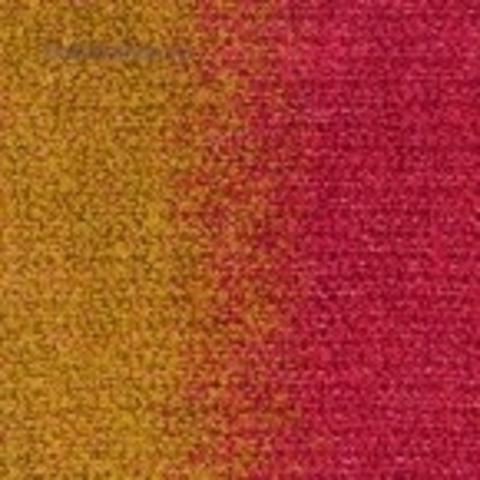 Фото: Пряжа Суперфантазийная цвет 922 горчичный/брусника Пехорка - купить в интернет-магазине Клубок Шоп