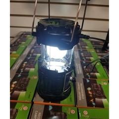 Компактный светодиодный кемпинговый туристический фонарь