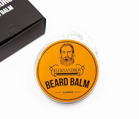 RAZ424-2 Бальзам для ухода за бородой Aleksandrov