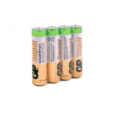 Батарейки GP (Джи-Пи) Alkaline AAA