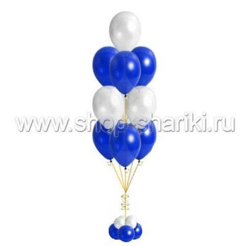 shop-shariki.ru фонтан из шаров Торжественный