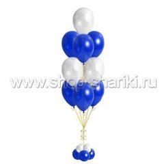 Фонтан из шаров Торжественный